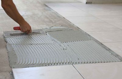 Stone or Tile Flooring Repair