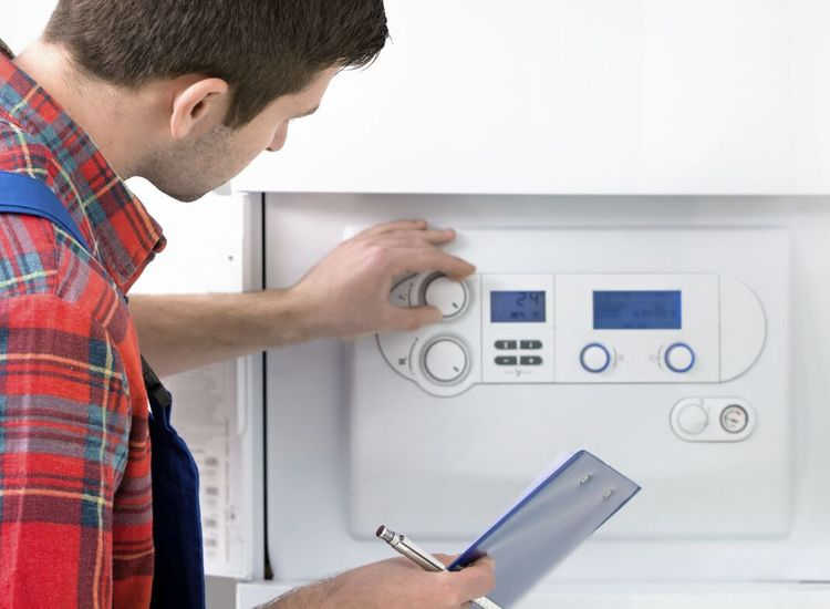 Boiler Installation or Replacement